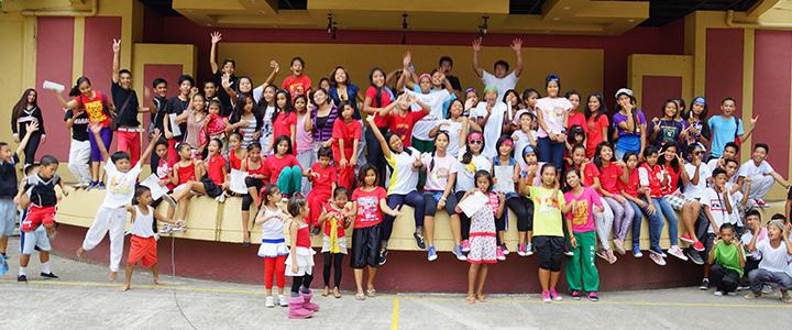 フィリピンでの活動