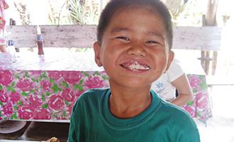 孤児院の子どもたち4