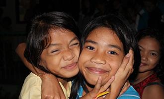 孤児院の子どもたち6
